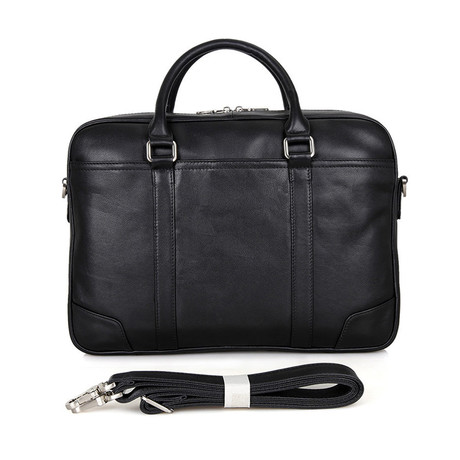 Rupert Leather Briefcase