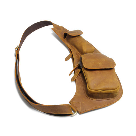 Cassidy Leather Waist Bag
