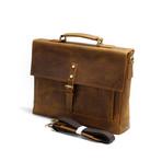 Legro Leather Messenger Bag