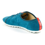 Runner Lace-Up Sneaker // Blue (US: 10.5)