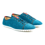Runner Lace-Up Sneaker // Blue (US: 9)