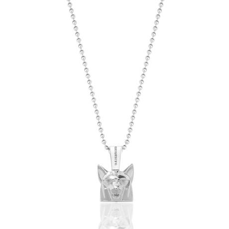 Silver Necklace Silver Chain