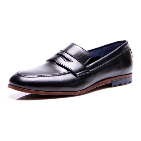 Apron Loafer // Black (Euro: 43)