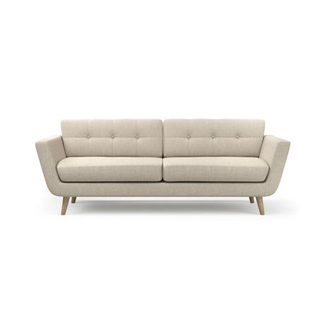 Brita // Light Beige Sofa
