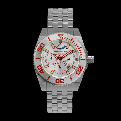 Aragon Silverjet 9100 Automatic // A041RED