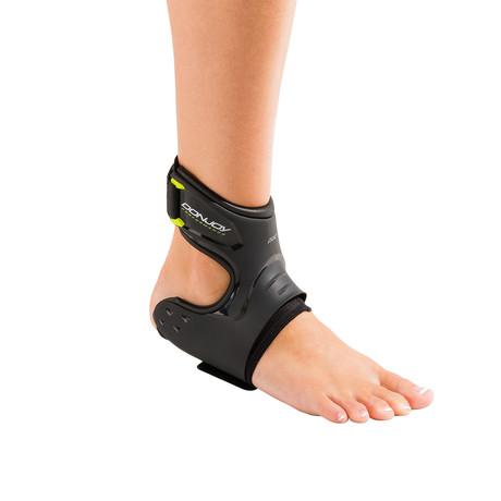 POD Right Ankle Brace // Black (S)
