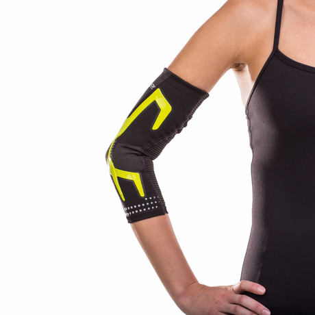 Trizone Elbow Support // Green (S)