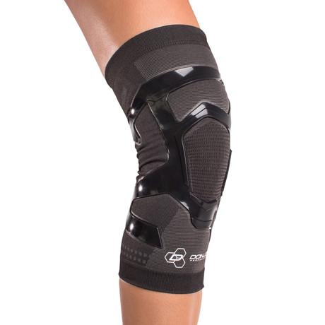 Trizone Left Knee Brace // Black (S)