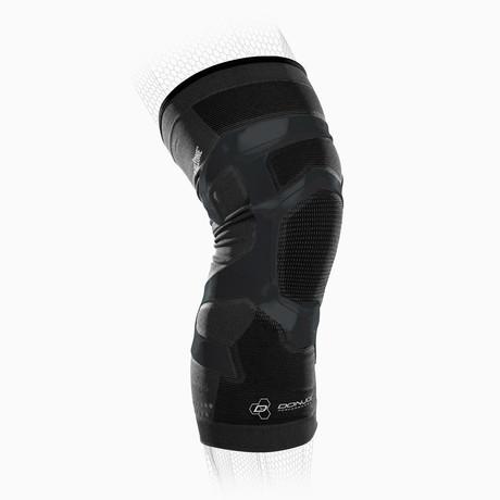 Trizone Right Knee Brace // Black (S)