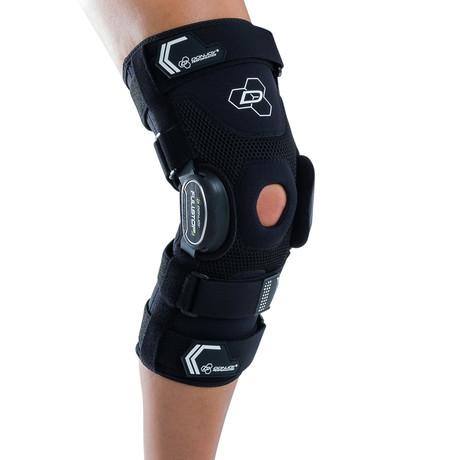Bionic Full Stop Knee Brace // Black