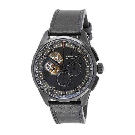 Zenith El Primero Chronomaster Automatic // 96.2260.4061/21.R575 // Unworn