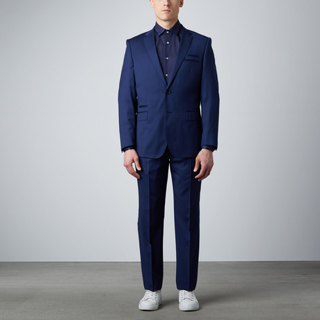 Welted Suit // French Blue (US: 46R)