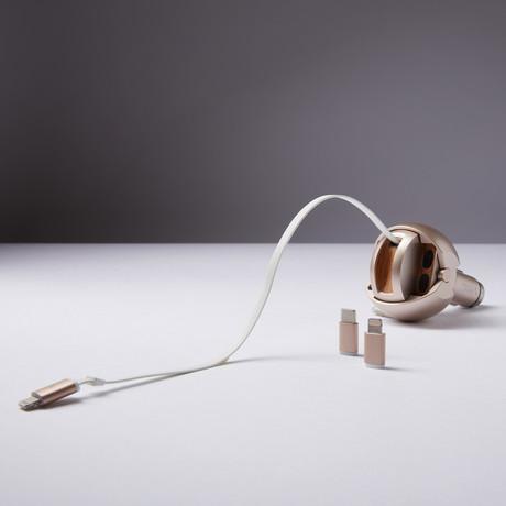 Iron Guardian // Gold (Micro USB)