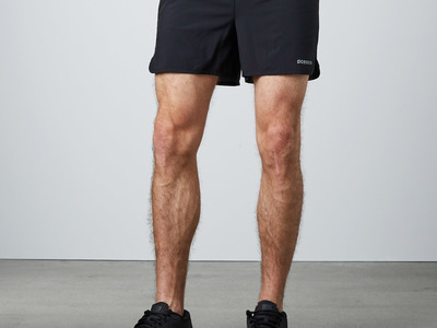 Touch Of Modern - Dobsom Sweden  Functional Clothing for Athletes Basic Stretch Shorts // Black (S) Photo