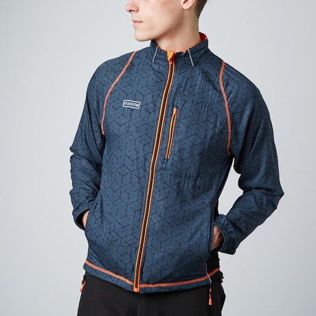 Geranium Jacket // Stone