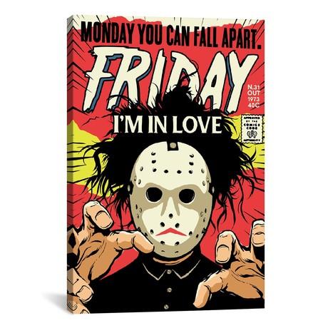 "Friday (26""W x 18""H x 0.75""D)"
