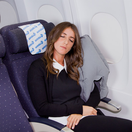 WOOLLIP - Smart Travel Pillows - Touch of Modern