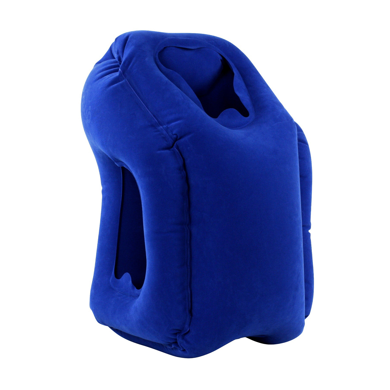 Woollip Travel Pillow // Blue - WOOLLIP - Touch of Modern