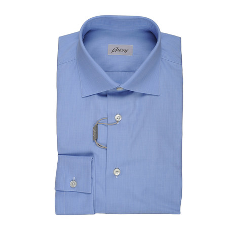 Franco Dress Shirt // Blue (US: 17.5R)