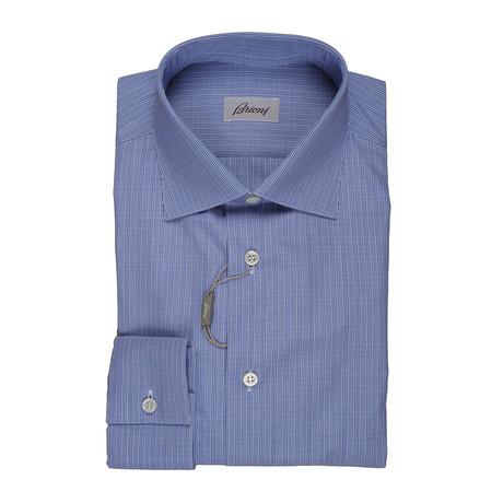 Maestri Dress Shirt // Blue