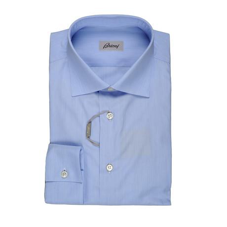 Marchesi Dress Shirt // Blue