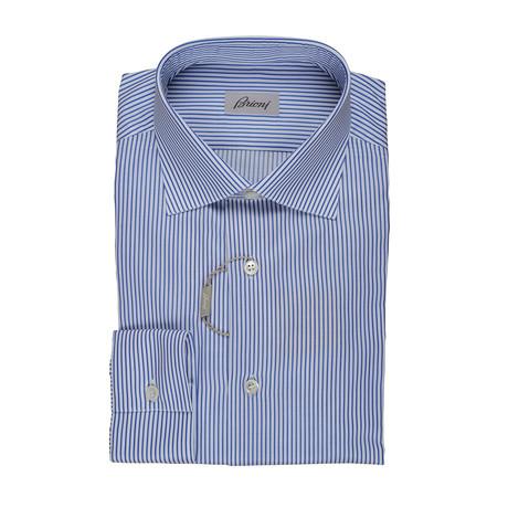 Savona Dress Shirt // Blue