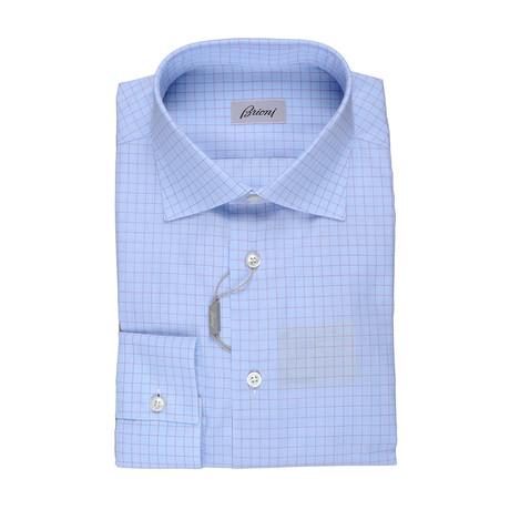 Gabrielli Dress Shirt // Blue