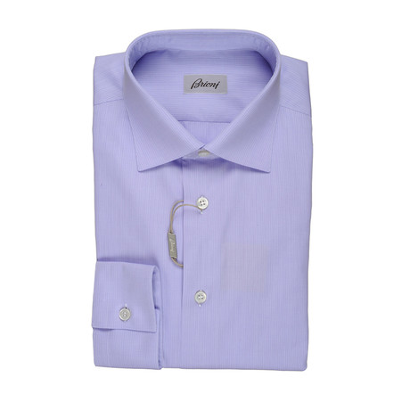 Baldini Dress Shirt // Purple