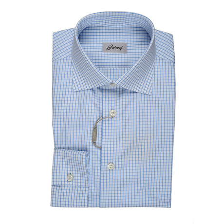 Cino Dress Shirt // Blue