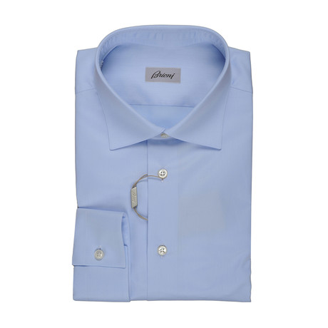 Filippi Dress Shirt // Blue (38)