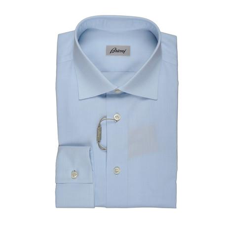 Gallo Dress Shirt // Blue (44)