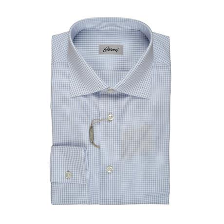 Scotti Dress Shirt // Blue