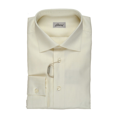 Russo Dress Shirt // Yellow