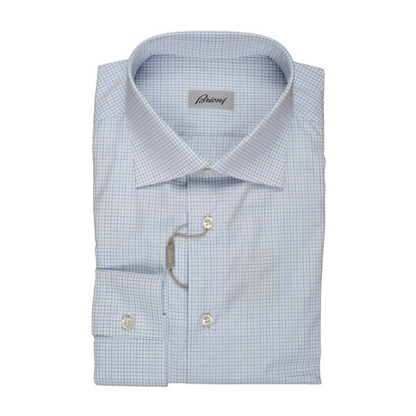 Naldi Dress Shirt // Blue
