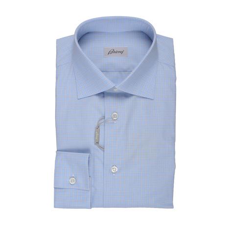 Sebastino Dress Shirt // Blue