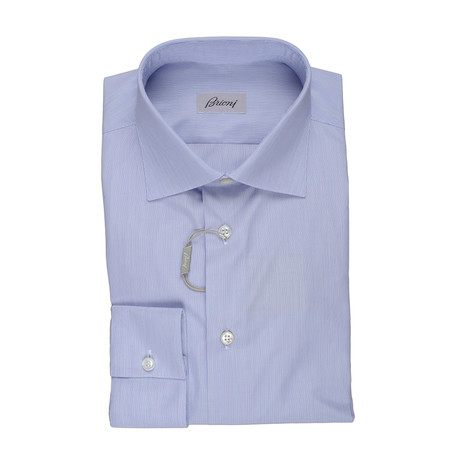 Martelli Dress Shirt // Blue
