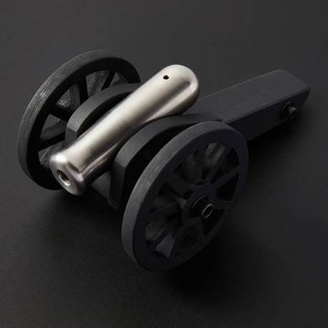 Reenactor II Mini Cannon // Stainless Steel