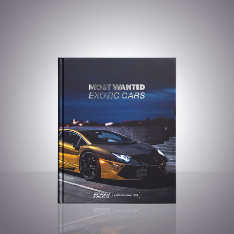 Most Wanted Exotic Cars