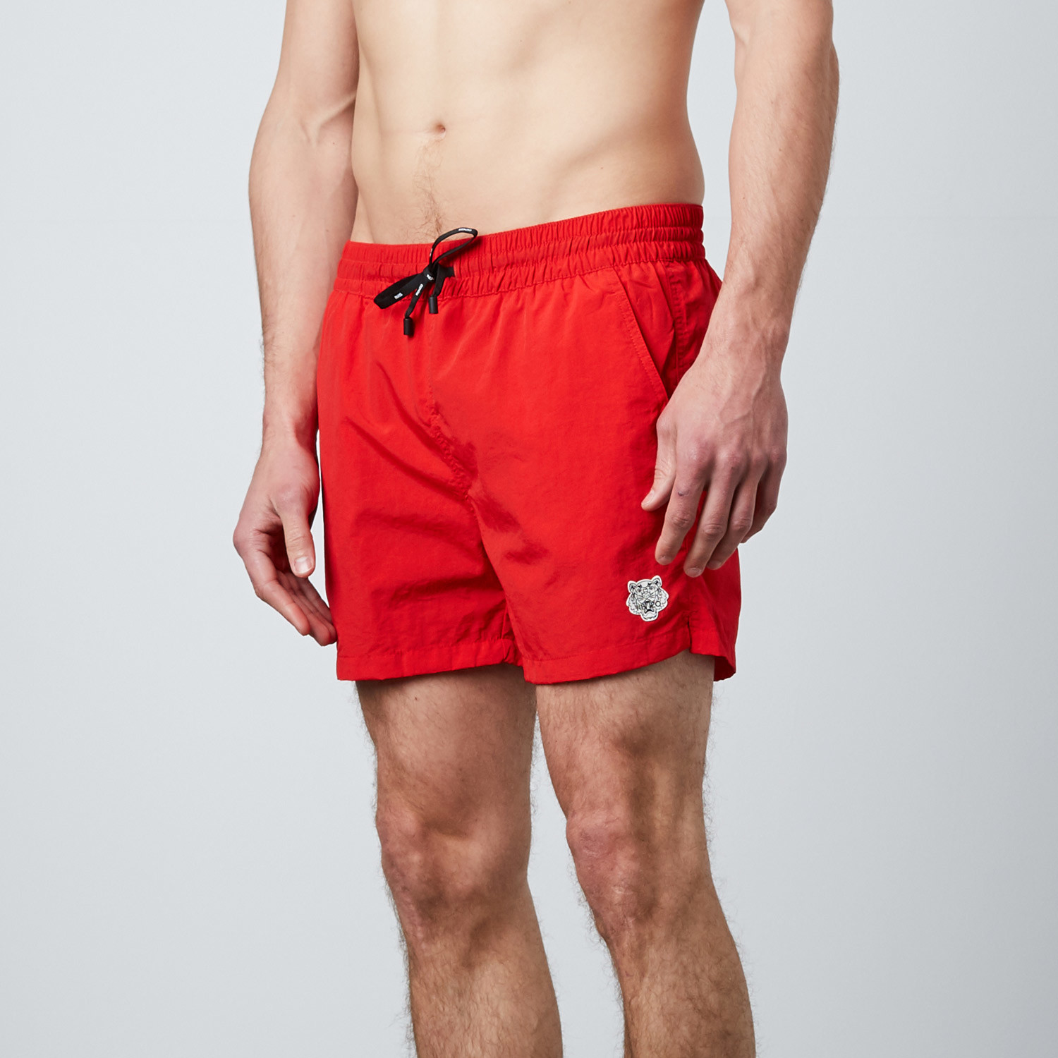 a1d88969 Tiger Logo Swim Short // Red (S) - Kenzo - Touch of Modern