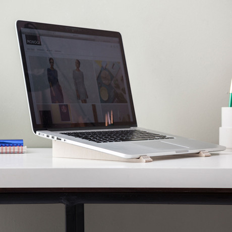 Laptop Stand // MacBook Air + MacBook Pro