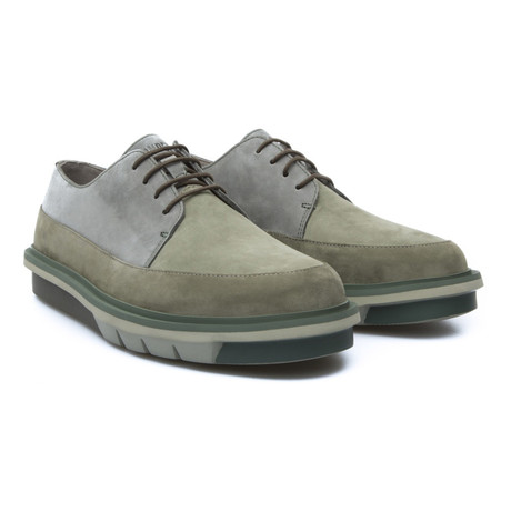 Mateo Low-Top Shoe // Green Multi (Euro: 45)