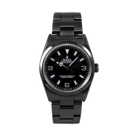 Rolex Explorer I // 114270 // FTOM25