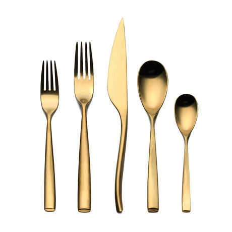 Arte Ice Oro // 5 Piece Set