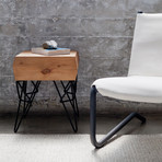 Bowline Side Table (Natural)