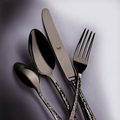 Epoque Oro Nero // 5 Piece Set