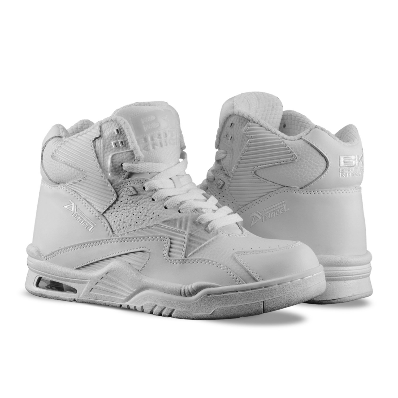 Control Hi Sneaker // White (US: 8