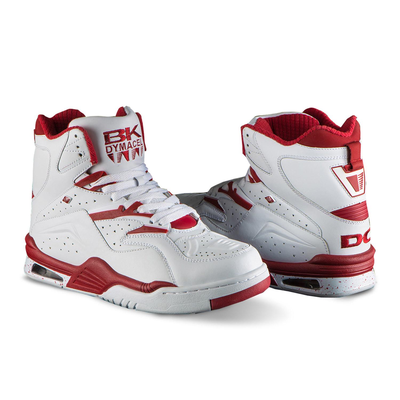 Enforcer Hi Dc Sneaker // White +
