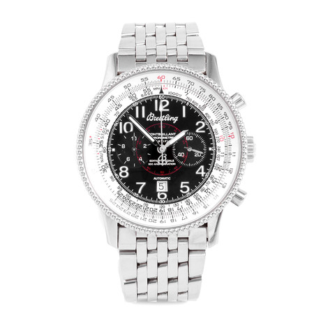 Breitling Montbrillant Chrono Automatic // A35330 // Pre-Owned