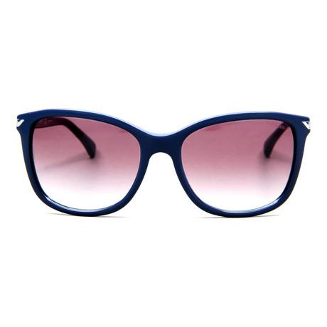 Emporio Armani // Petra // Blue + Gradient Pink