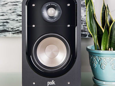 Photo of Polk Expect Great Sound HiFi Bookshelf Speaker // S20 by Touch Of Modern